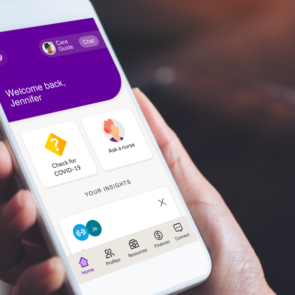 a look at the journi app, a new platform for healthcare