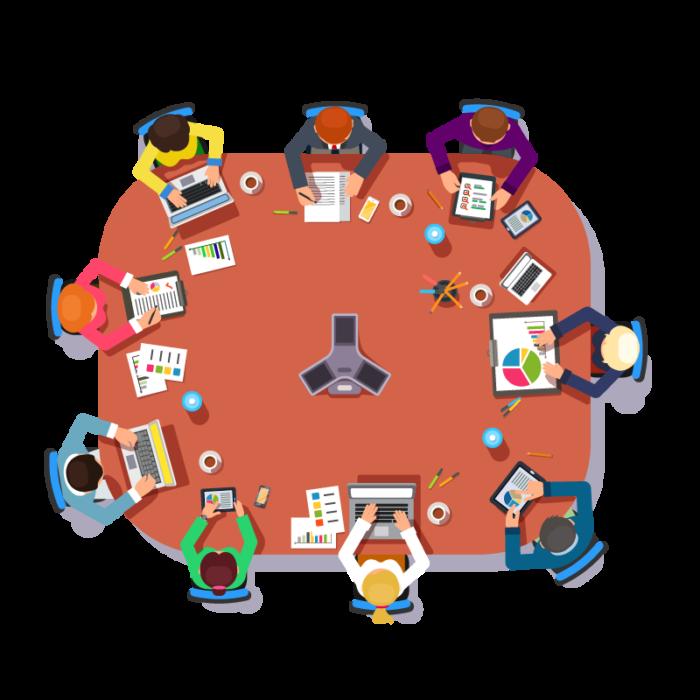 Board of Directors in Meeting